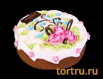 """Торт """"Вечерний"""", кондитерская фабрика Метрополис"""
