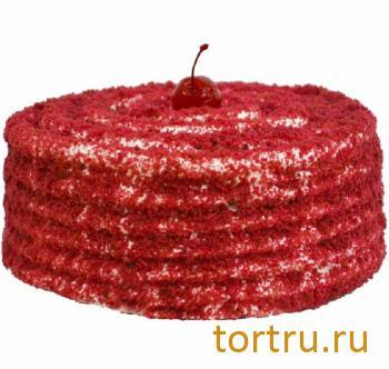 """Торт """"Красный бархат"""", Медоборы, кондитерская компания"""