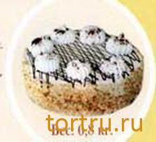 """Торт """"Белоснежка"""", Бердский хлебокомбинат"""
