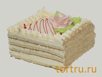 """Торт """"Бисквитно-кремовый"""", Кондитерский цех Каньон, Белгород"""