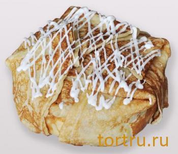 """Торт """"Блинный"""", Кондитерский цех Александра, Солнечногорск"""