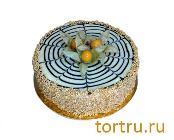 """Торт """"Блинно-ванильный торт"""", кондитерская DolceVita, Дмитров"""