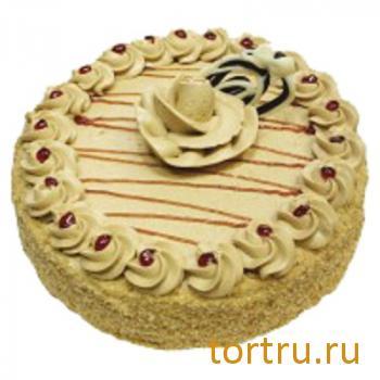 "Торт ""Крем-брюле"", Хлебозавод ""Балтийский хлеб"""