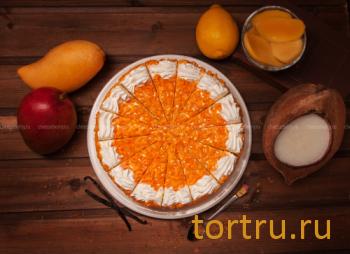 """Торт """"Манго-Маракуйя"""", Cheeseberry"""