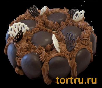 """Торт """"Черный принц"""", кондитерское производство Метрополь, Санкт-Петербург"""