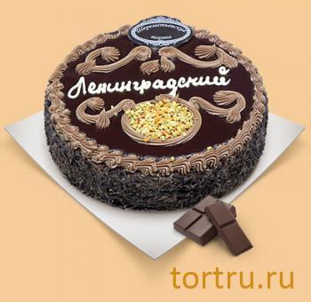 """Торт """"Ленинградский"""", Шереметьевские торты, Москва"""