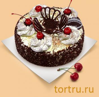 """Торт """"Хмельная Ягода"""", Шереметьевские торты, Москва"""