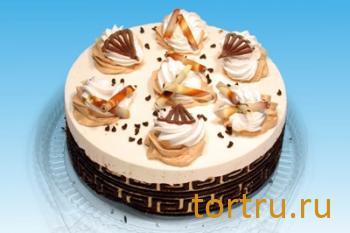"""Торт """"Три шоколада"""", Бахетле"""