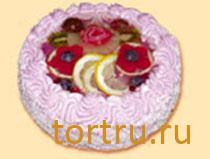 """Торт """"Черничный"""", Малика"""