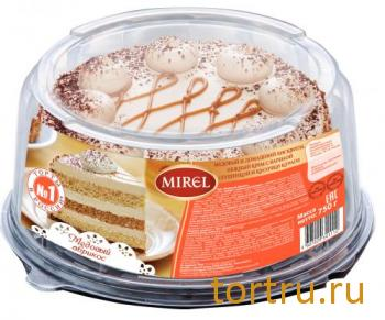 """Торт """"Медовый абрикос"""", Mirel"""