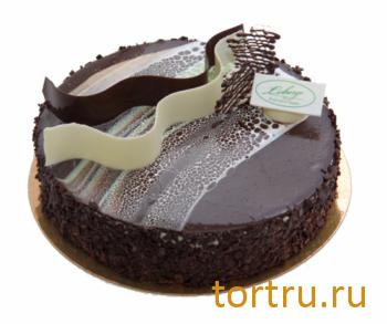 "Торт ""Лайт"" Два шоколада, Леберже, Leberge, кондитерская"