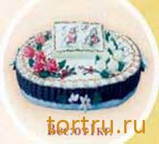 "Торт ""Для Вас"", Бердский хлебокомбинат"