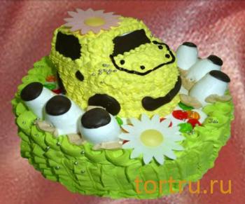 """Торт """"Детский"""", Кондитерский цех Чайный стол, Новосибирск"""