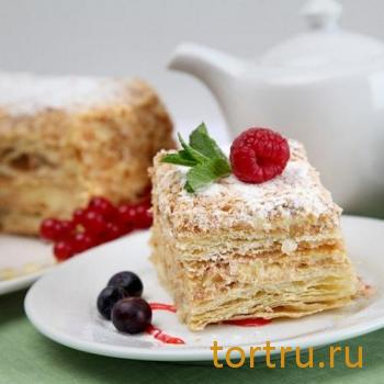"Торт ""Наполеон"", комбинат Добрынинский, Москва"