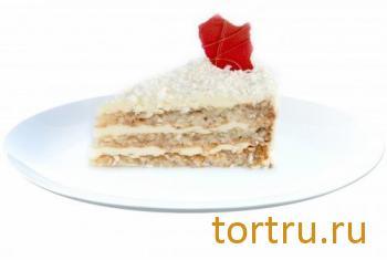 """Торт """"Кокосовый"""", Леберже, Leberge, кондитерская"""