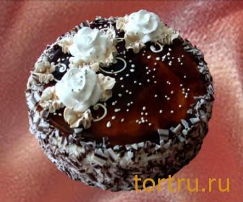 """Торт """"Пиковая дама"""", Кондитерский цех Чайный стол, Новосибирск"""