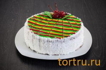 """Торт """"Летние грёзы"""", """"Кристалл"""" Пенза"""
