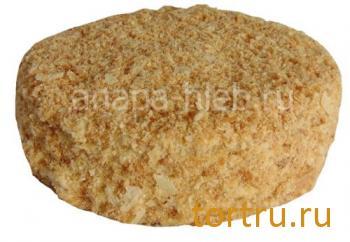 """Торт """"Наполеон"""", Анапский хлебокомбинат"""