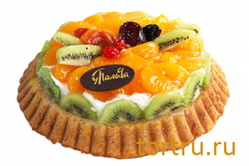 "Торт ""Летний сад с мандаринами"", У Палыча"