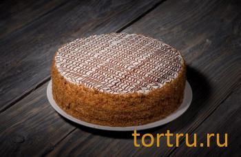 """Торт """"Вкус Дня"""", сеть кондитерских магазинов Бисквит, Смоленск"""