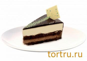 "Торт ""Два шоколада"", Леберже, Leberge, кондитерская"