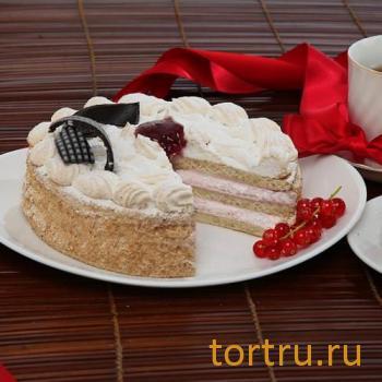 """Торт """"Добрынинский"""", комбинат Добрынинский, Москва"""