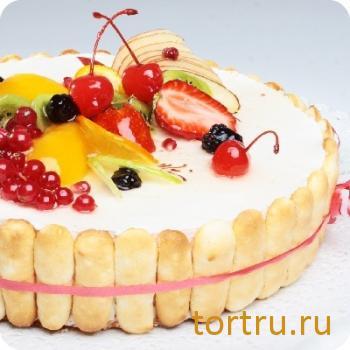 "Торт ""Лесная ягода"", Бахетле"