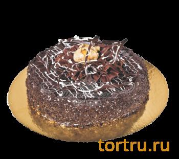 """Торт """"Киришский Шоколадный"""", французская кондитерская Шантимэль, Москва"""