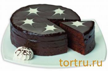 "Торт ""Горячий шоколад"", комбинат Добрынинский, Москва"