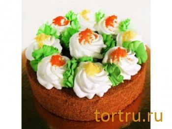 """Торт """"Полянка"""", кондитерский дом Богатырь, Боровск"""