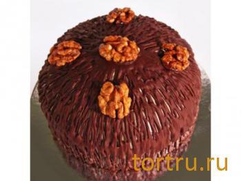 """Торт """"Брауни"""", кондитерский дом Богатырь, Боровск"""