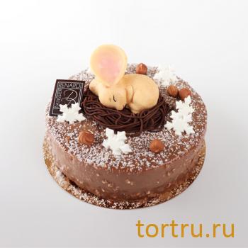 """Торт """"Карузель с мышкой"""", Кондитерский дом Renardi, Москва"""