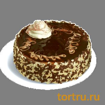 """Торт """"Клубника в шоколаде"""", кондитерская фабрика Сластёна, Чебоксары"""