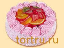"""Торт """"Клубничный"""", Малика"""