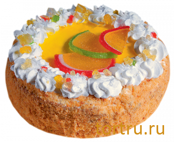 """Торт """"Лимонный"""", Любимая Шоколадница, Ставрополь"""