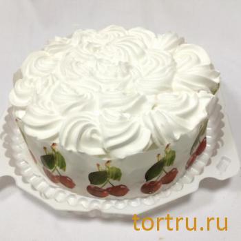 """Торт """"Творожный"""", кондитерская Сладушка, Тюмень"""