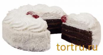 "Торт ""Зимняя вишня"", кондитерская Сладушка, Тюмень"