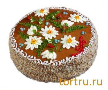 "Торт ""Мужской каприз"", Кузбассхлеб"