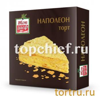 """Торт """"Наполеон"""", Топ Шеф, Москва"""
