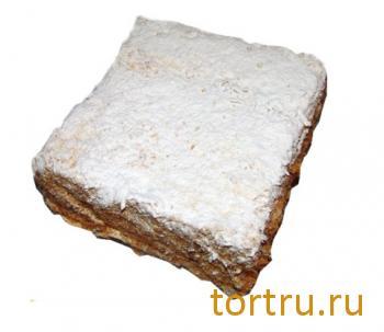 """Торт """"Наполеон"""", Кузбассхлеб"""