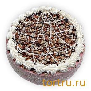 """Торт """"Паутинка"""", Вкусные штучки, кондитерская, Обнинск"""