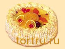 """Торт """"Персиковый"""", Малика"""