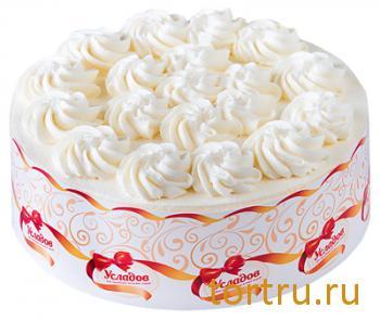 """Торт """"Пломбирный"""", Усладов"""