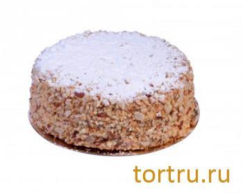 """Торт """"Подарочный"""", Любава, кондитерская фабрика, Москва"""