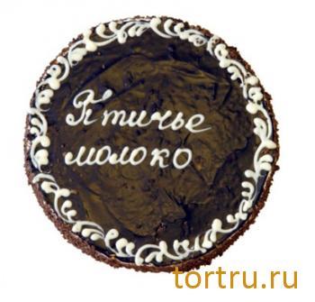 """Торт """"Птичье молоко"""", Кузбассхлеб"""