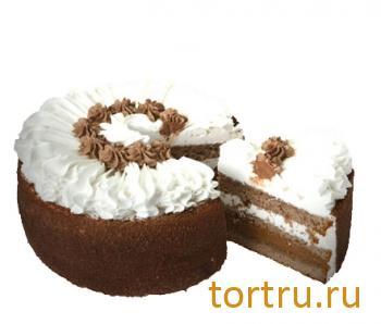 """Торт """"Винни-Пух"""", ТВА, кондитерская фабрика, Москва"""