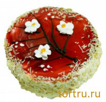 "Торт ""Цветы сакуры"", Хлебозавод ""Балтийский хлеб"""