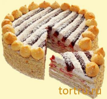 """Торт """"Сара Бернар"""", Хлеб Хмельницкого, Ставрополь"""