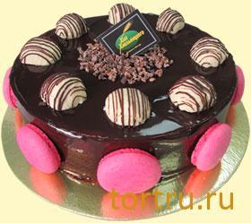 """Торт """"Шоколадно-банановый"""", Хлеб Хмельницкого, Ставрополь"""