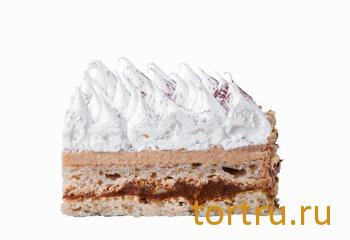 """Торт """"Ирис с арахисом"""", Кондитерский дом Renardi, Москва"""
